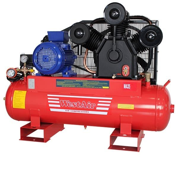 WA35/110 35cfm air compressor